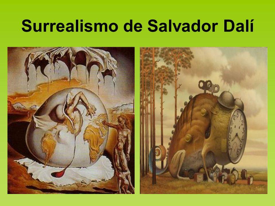 Surrealismo de Salvador Dalí