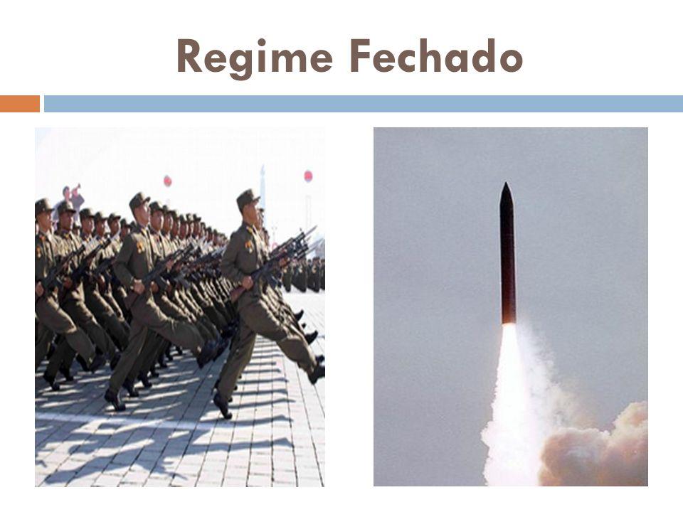 Regime Fechado