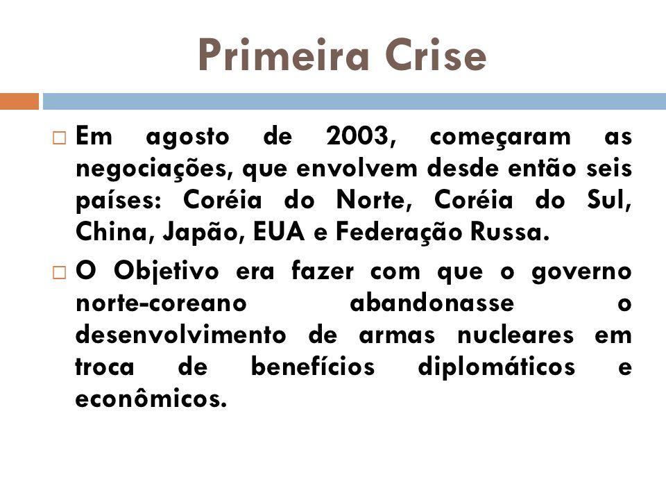 Primeira Crise