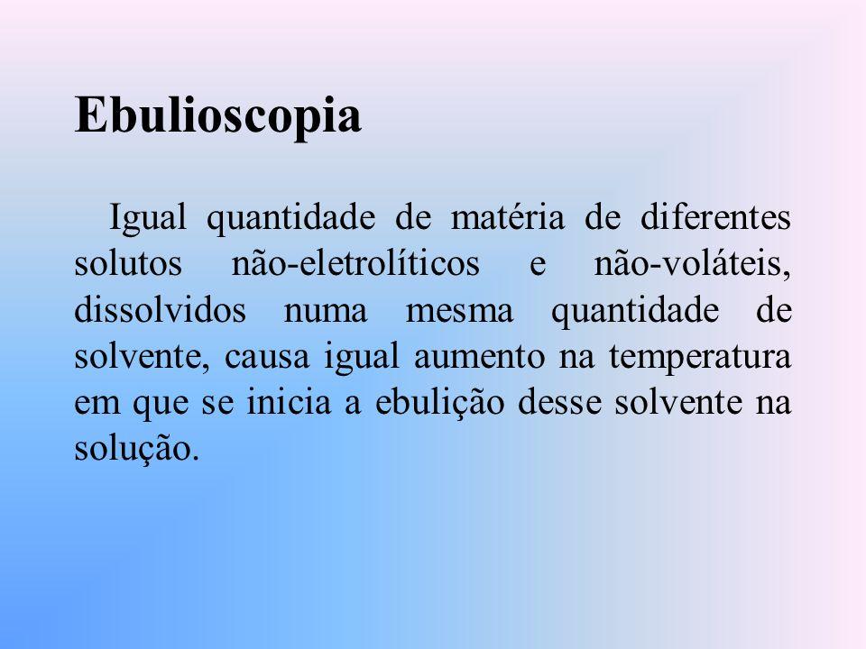 Ebulioscopia