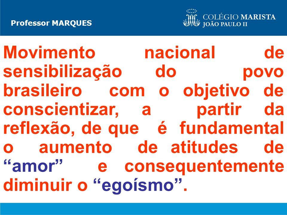 Professor MARQUES