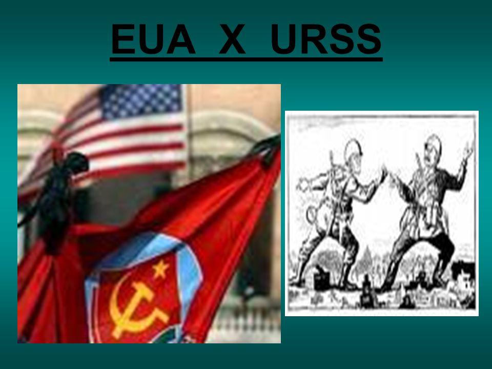 EUA X URSS
