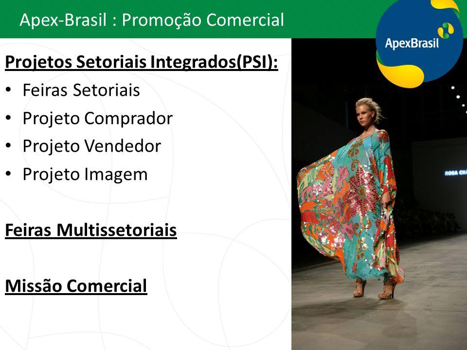 Apex-Brasil : Promoção Comercial