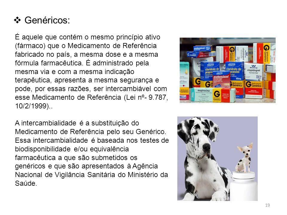 Genéricos: