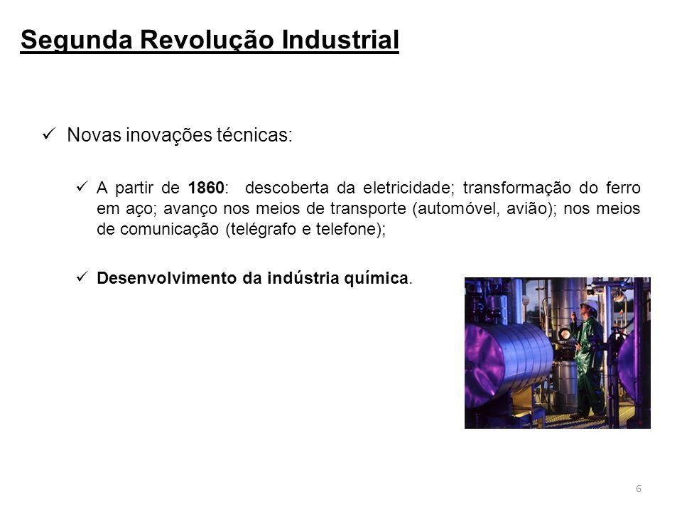 Segunda Revolução Industrial