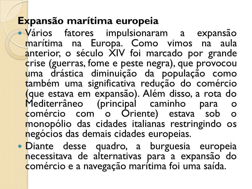 Expansão marítima europeia
