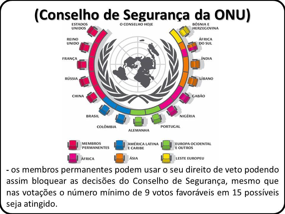 (Conselho de Segurança da ONU)