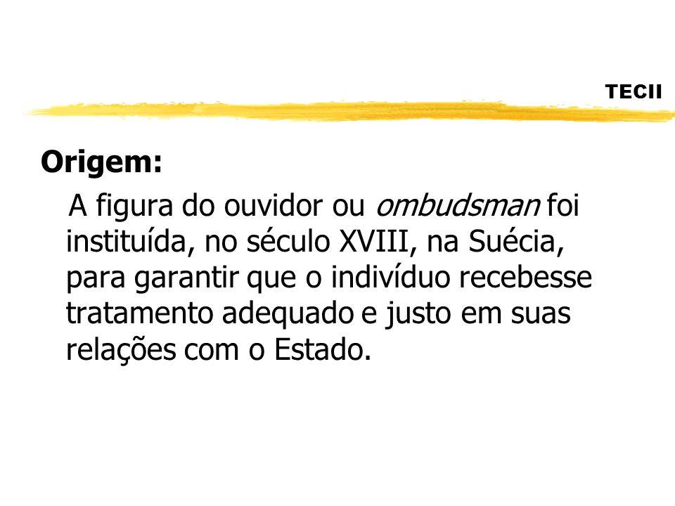 TECII Origem: