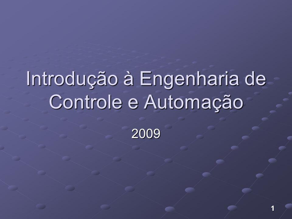 Introdução à Engenharia de Controle e Automação