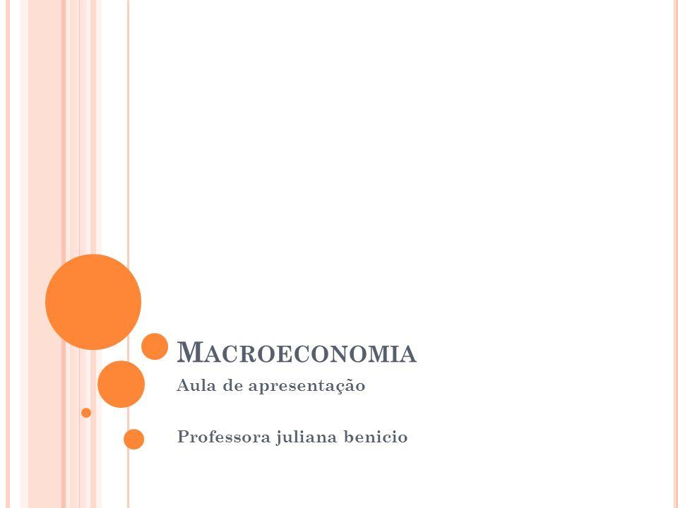 Aula de apresentação Professora juliana benicio