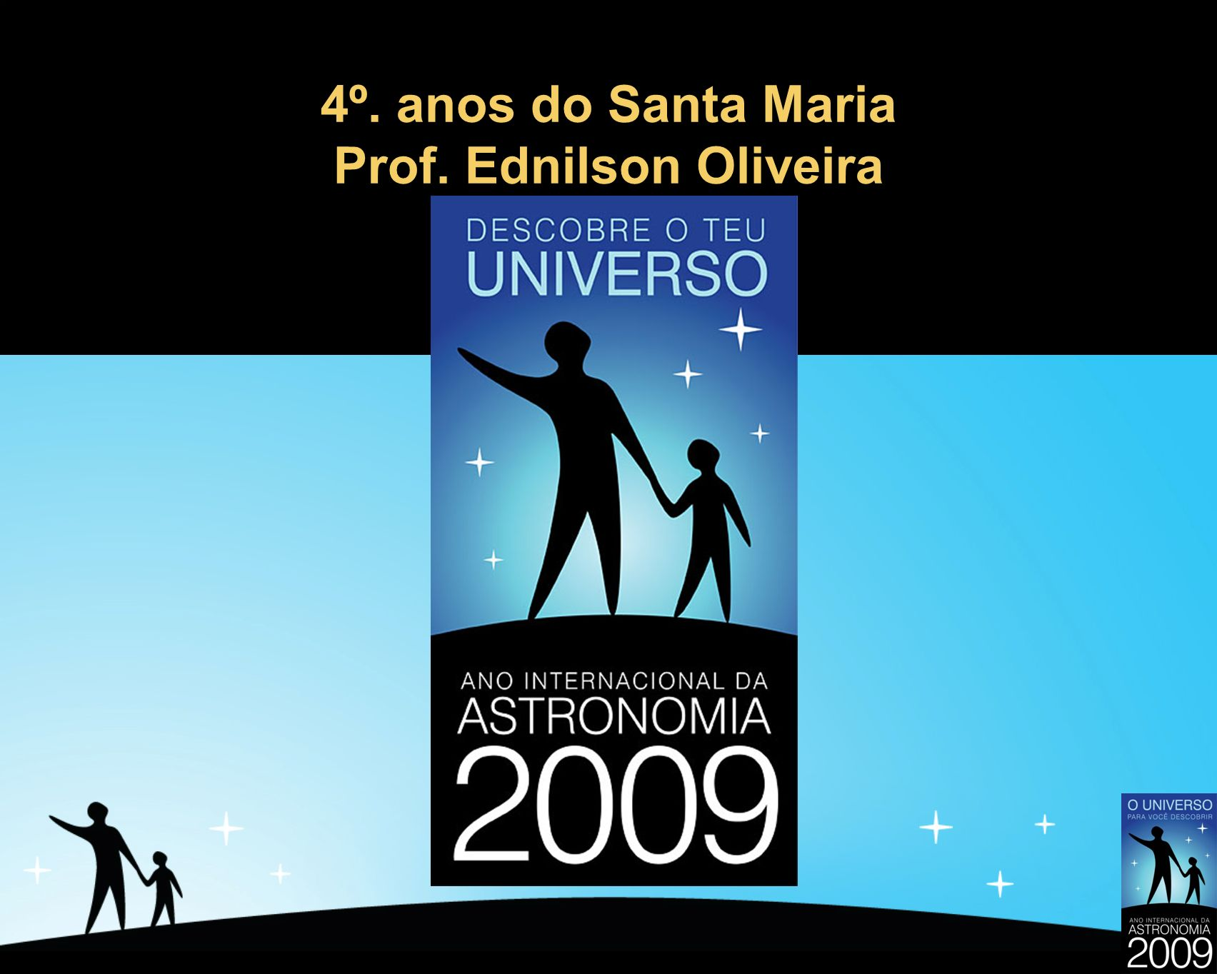 Prof. Ednilson Oliveira
