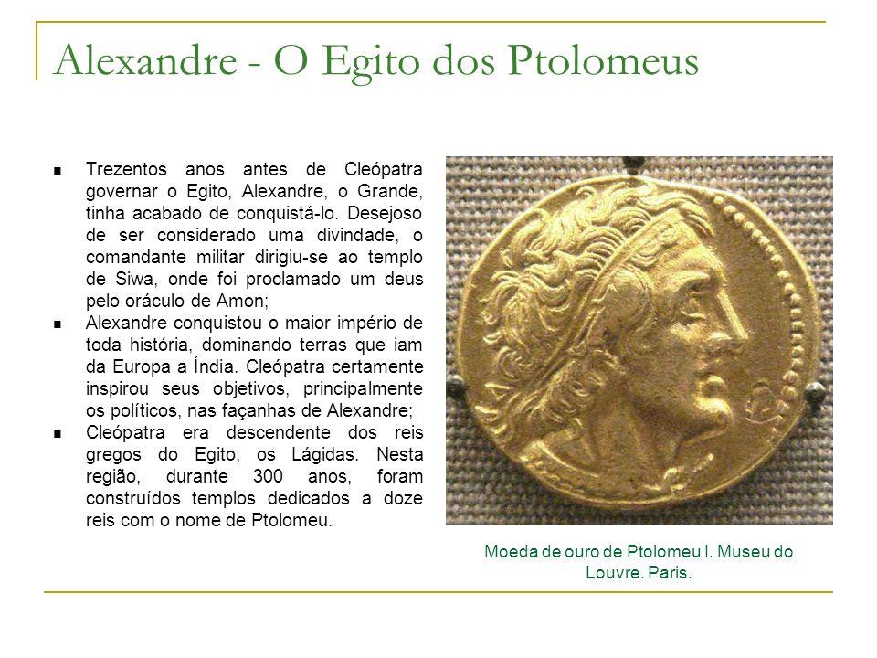 Alexandre - O Egito dos Ptolomeus