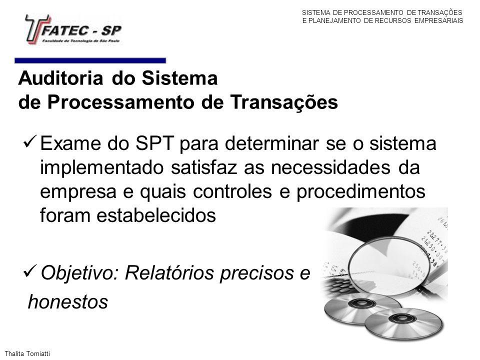de Processamento de Transações