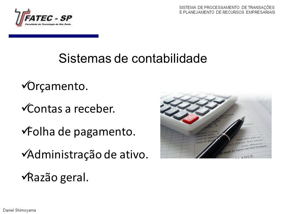 Sistemas de contabilidade