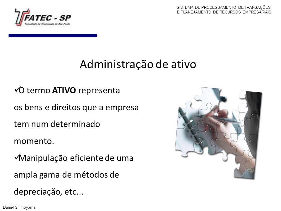 Administração de ativo