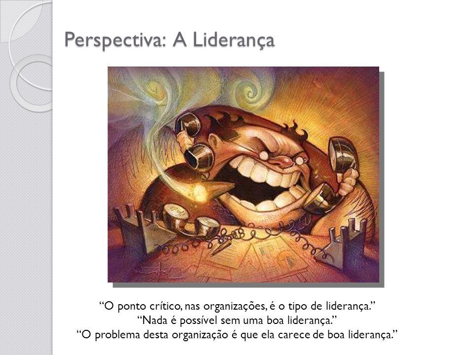 Perspectiva: A Liderança