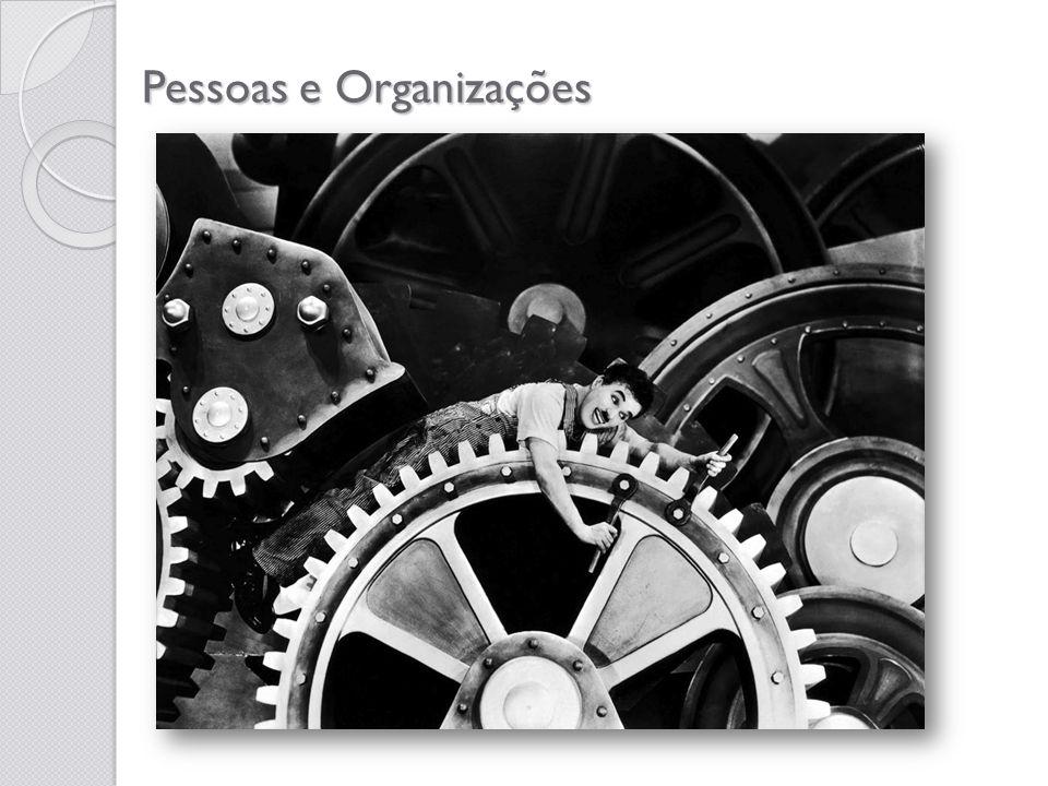 Pessoas e Organizações