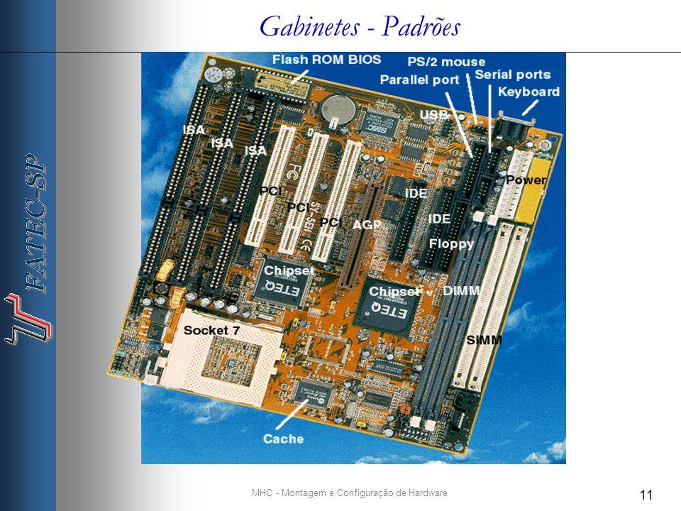 MHC - Montagem e Configuração de Hardware