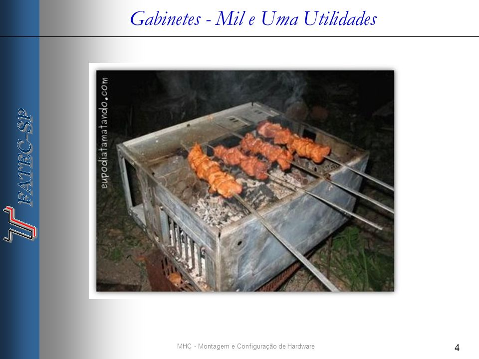 Gabinetes - Mil e Uma Utilidades