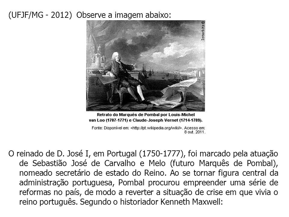 (UFJF/MG - 2012) Observe a imagem abaixo: