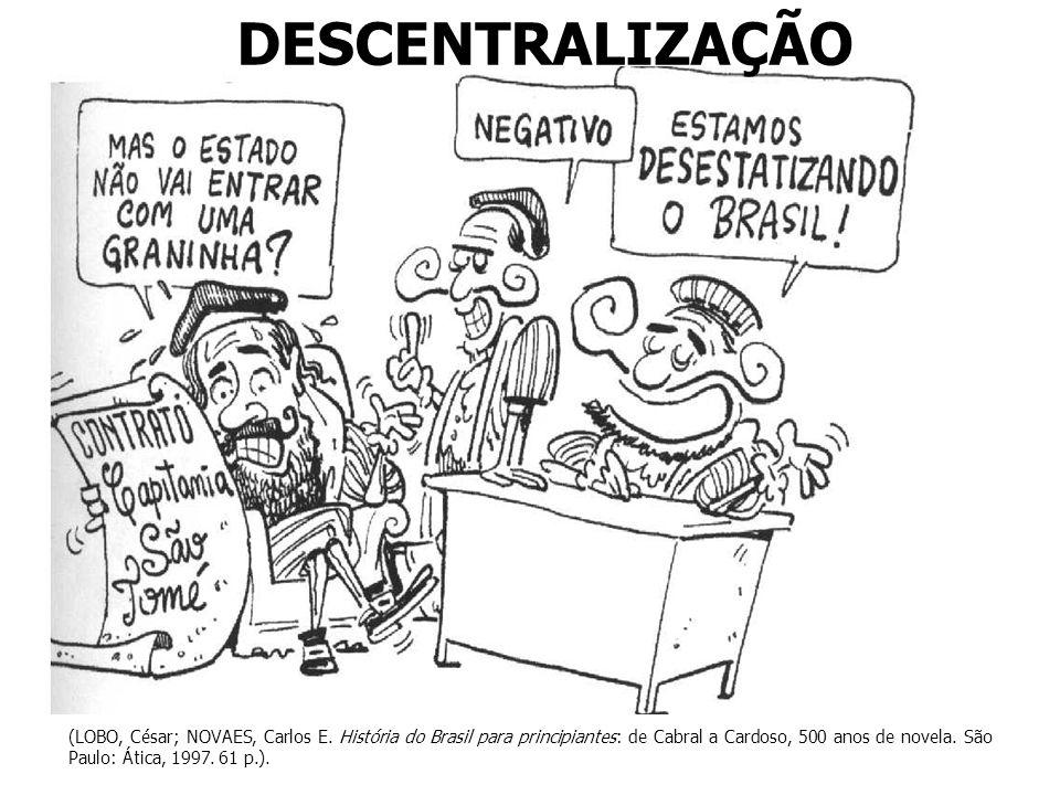 DESCENTRALIZAÇÃO