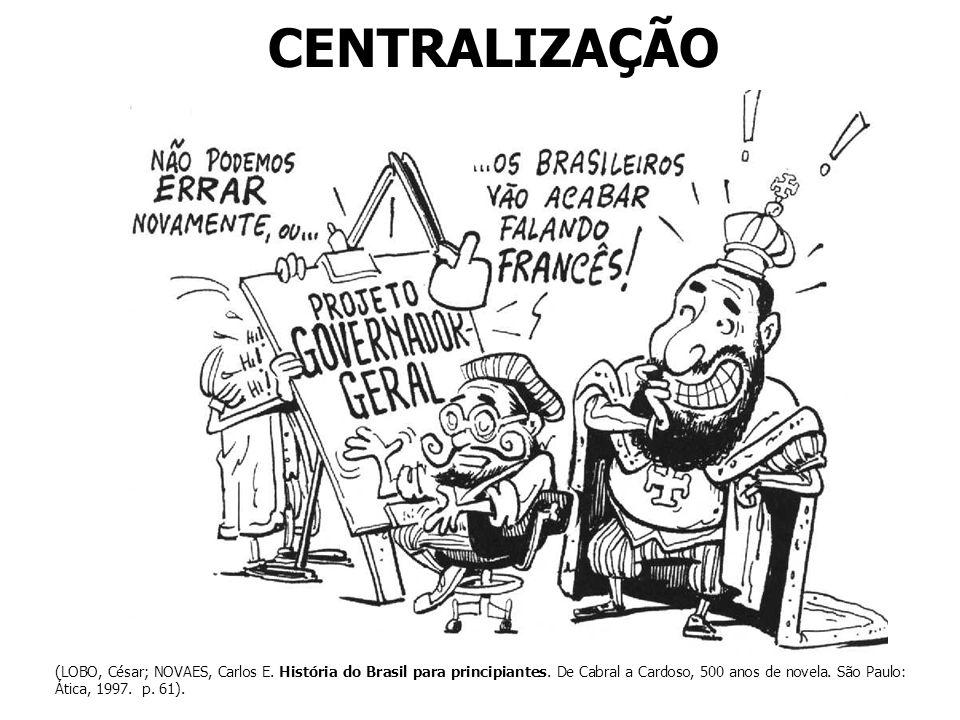 CENTRALIZAÇÃO