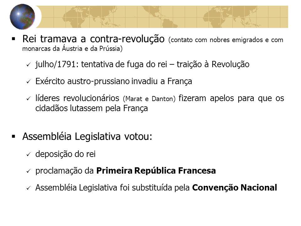 Assembléia Legislativa votou: