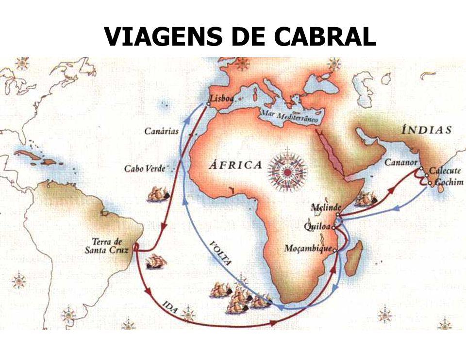 VIAGENS DE CABRAL