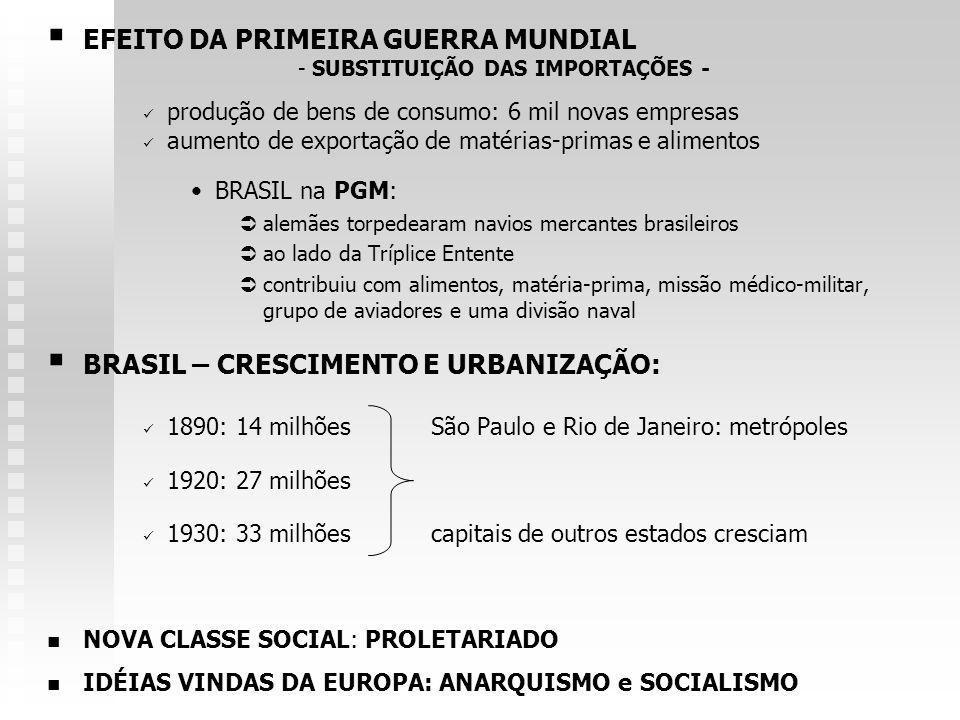 - SUBSTITUIÇÃO DAS IMPORTAÇÕES -
