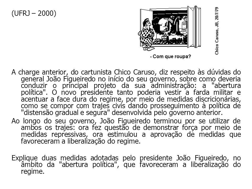 (UFRJ – 2000)