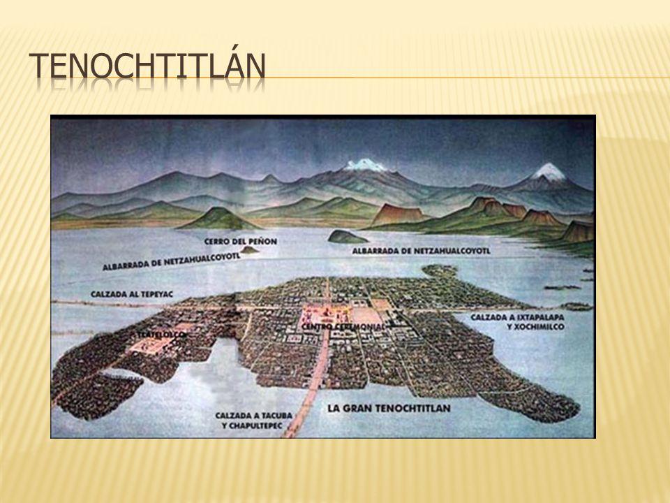 Tenochtitlán