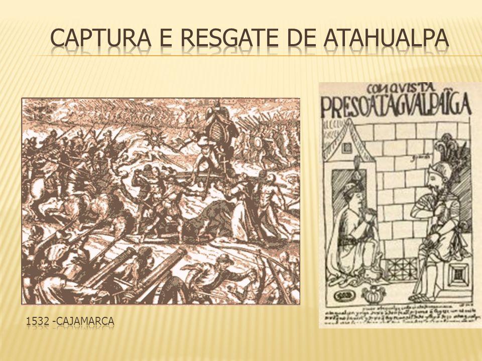 Captura e resgate de Atahualpa