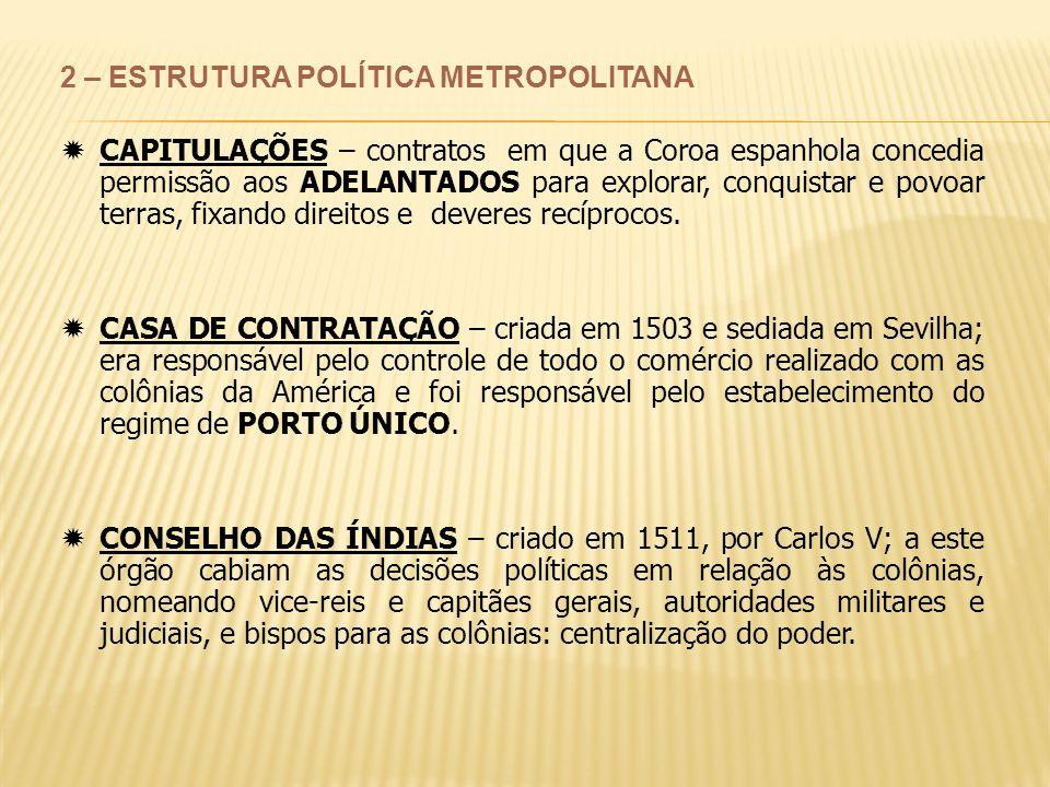 2 – ESTRUTURA POLÍTICA METROPOLITANA