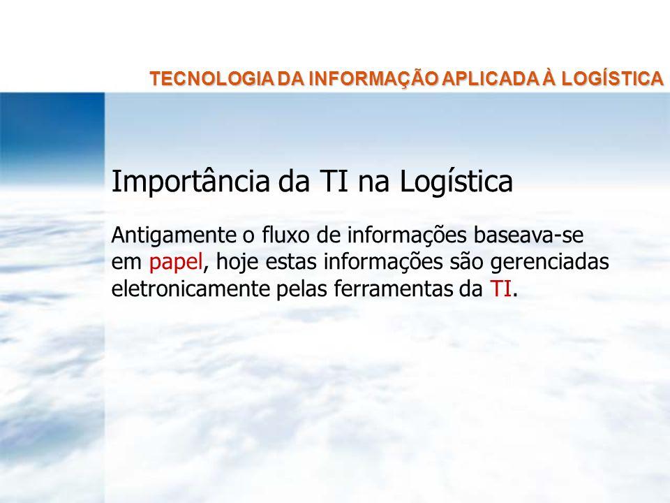 Importância da TI na Logística