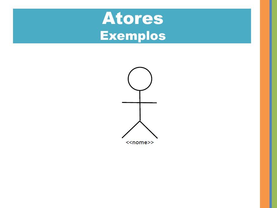 Atores Exemplos 12