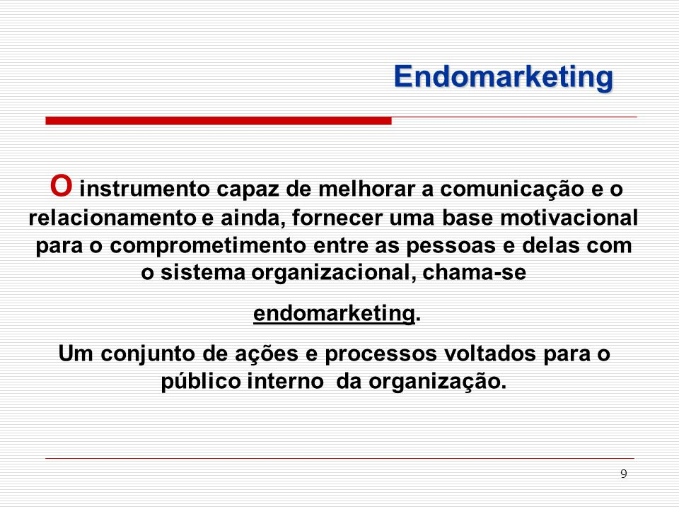 Endomarketing endomarketing.