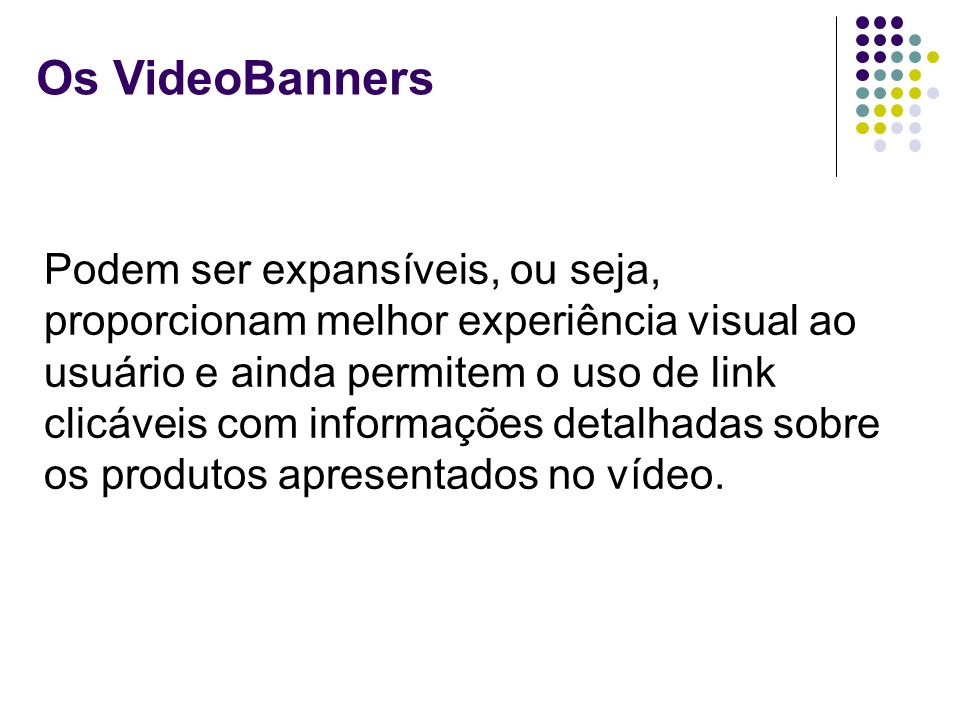 Os VideoBanners