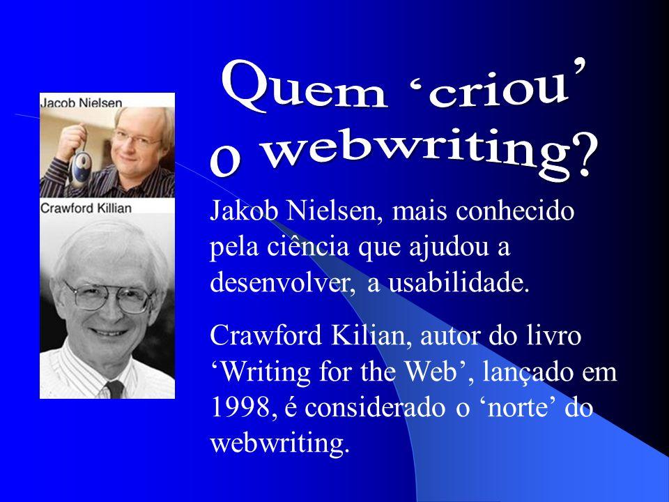 Quem 'criou' o webwriting