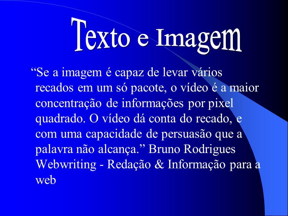 Texto e Imagem