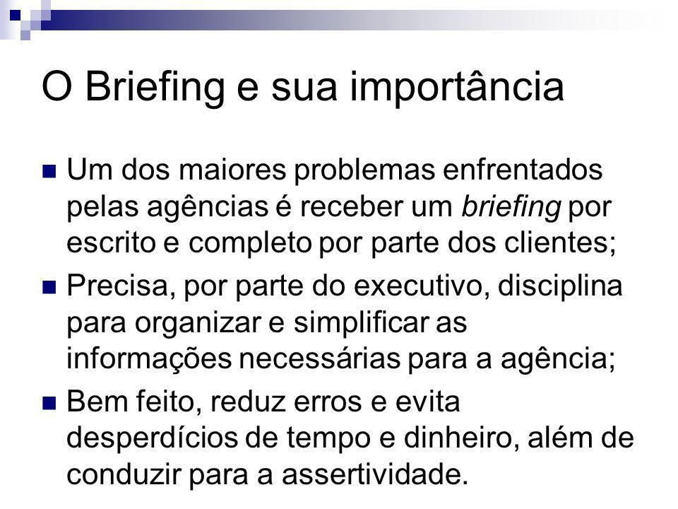O Briefing e sua importância