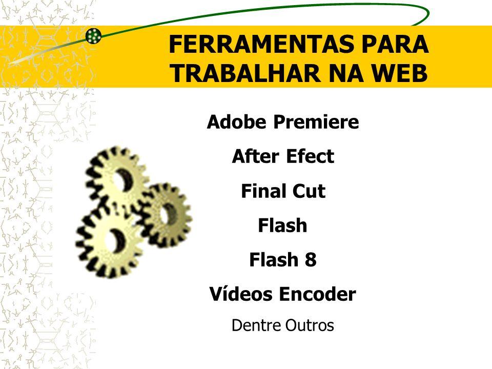 FERRAMENTAS PARA TRABALHAR NA WEB