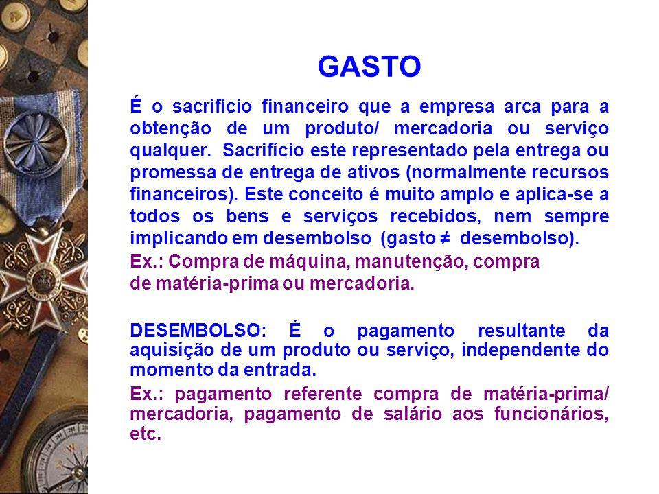 GASTO