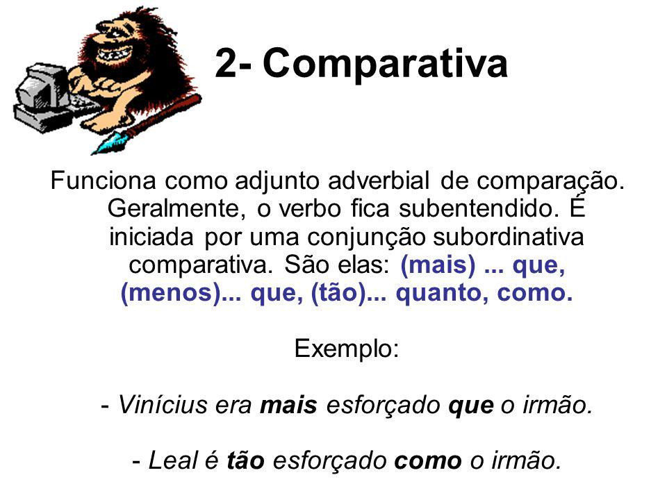 2- Comparativa