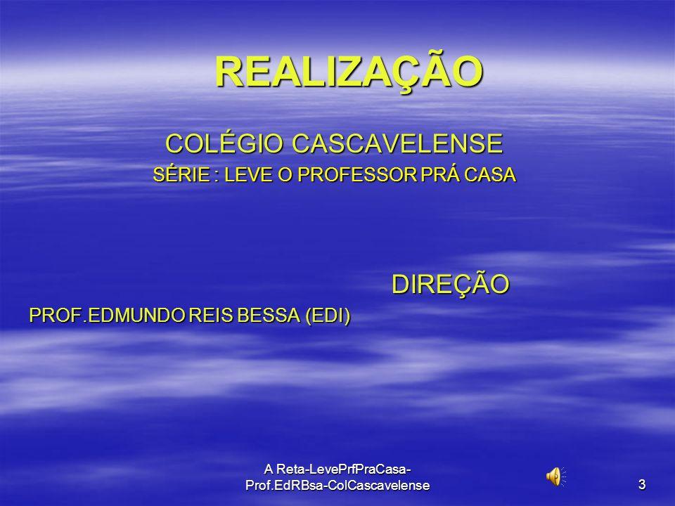 REALIZAÇÃO COLÉGIO CASCAVELENSE DIREÇÃO
