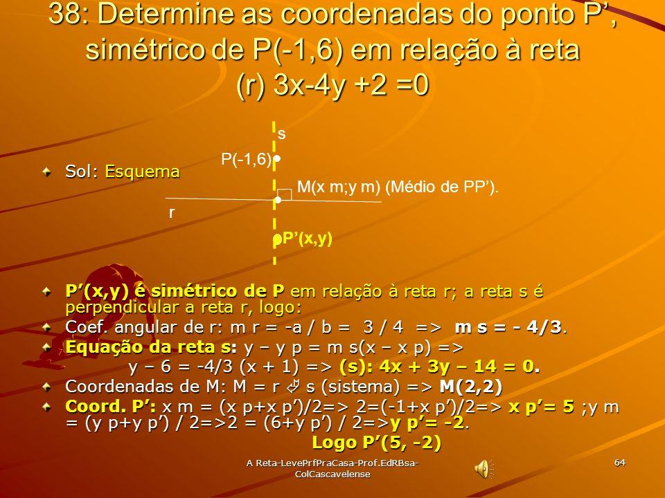 A Reta-LevePrfPraCasa-Prof.EdRBsa-ColCascavelense