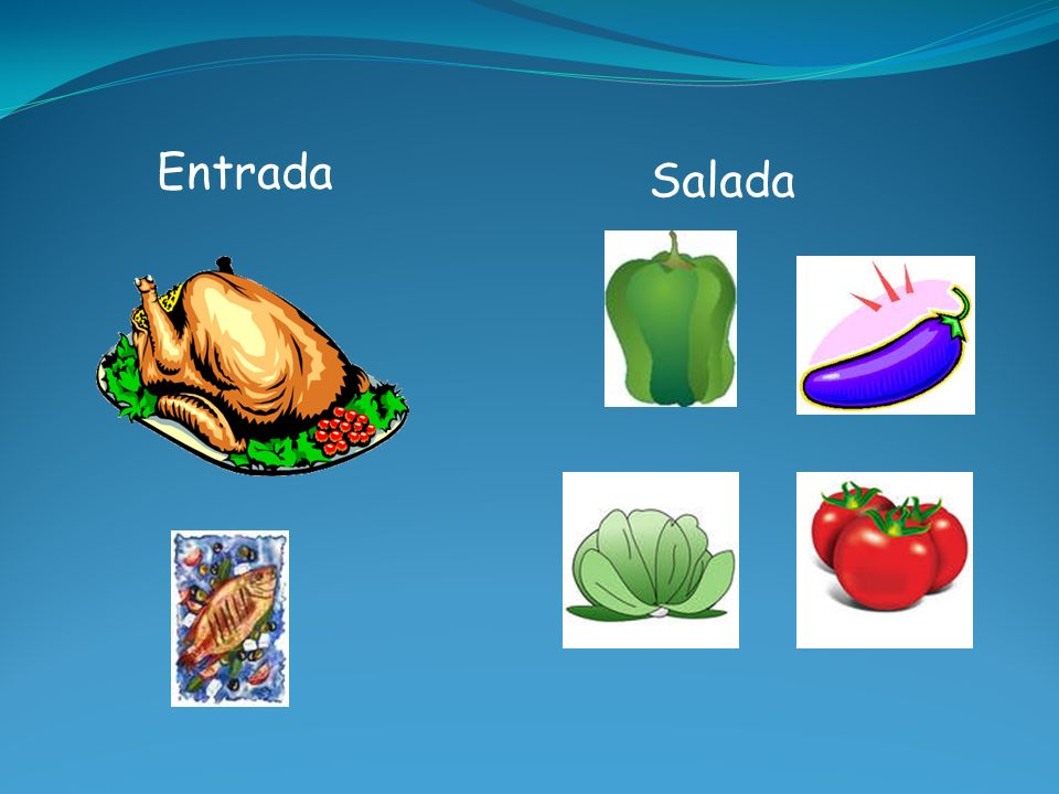 Entrada Salada