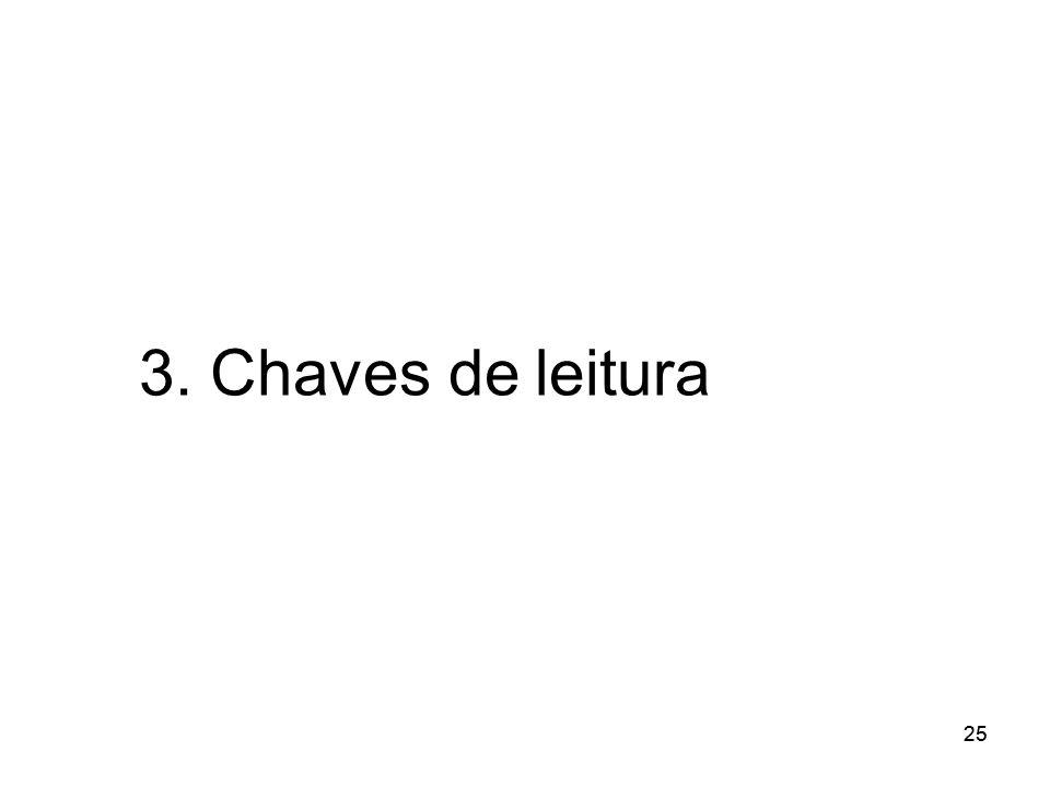 3. Chaves de leitura 25