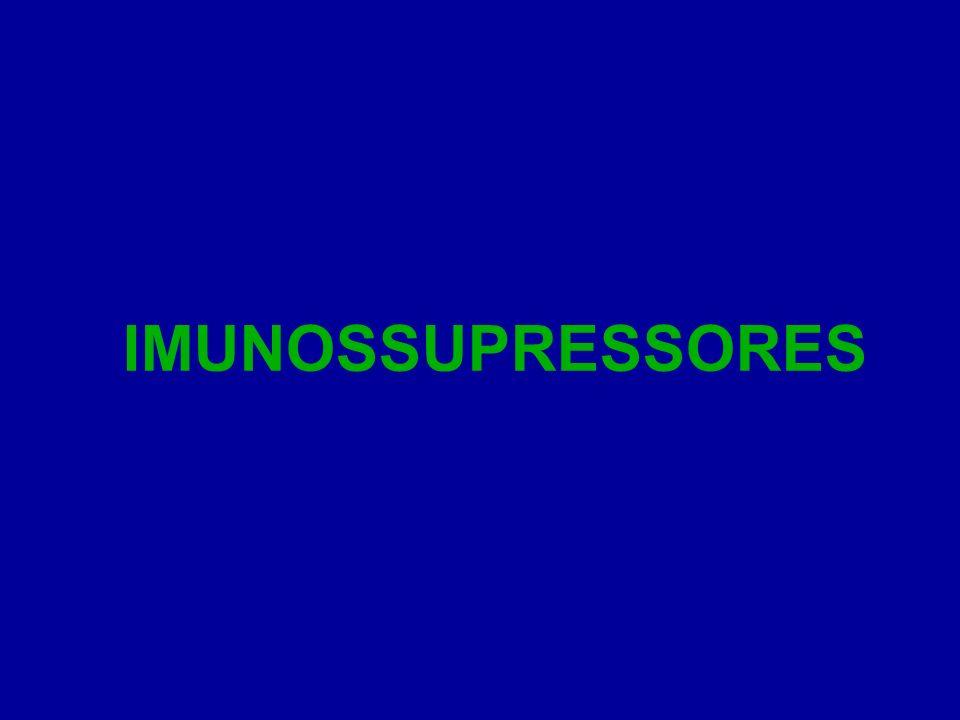 IMUNOSSUPRESSORES