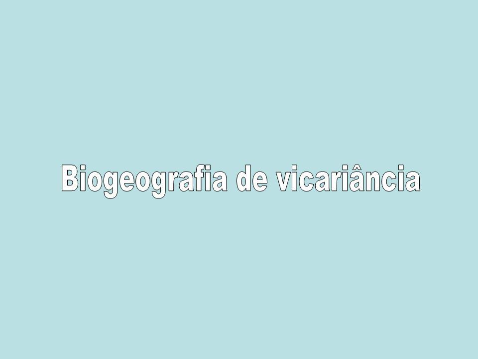 Biogeografia de vicariância