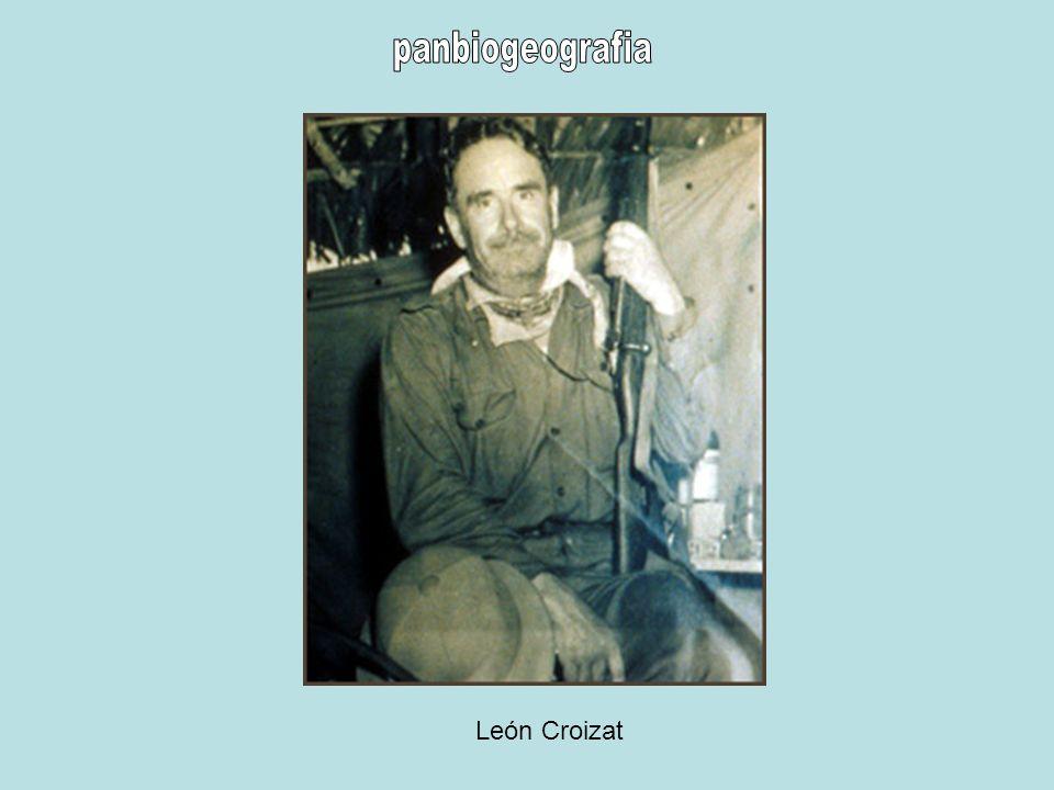 panbiogeografia León Croizat